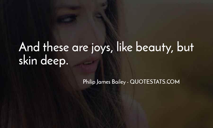 Philip James Bailey Quotes #1547544