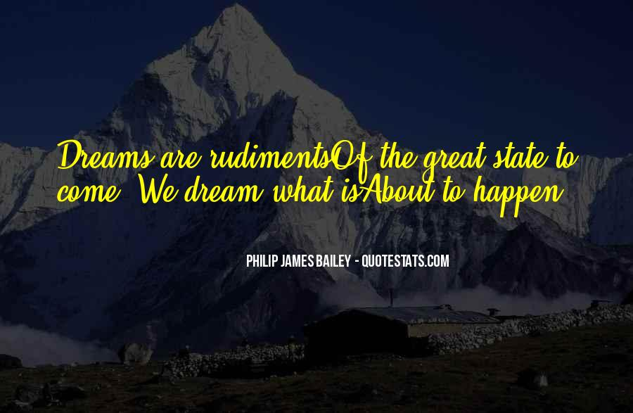 Philip James Bailey Quotes #155441