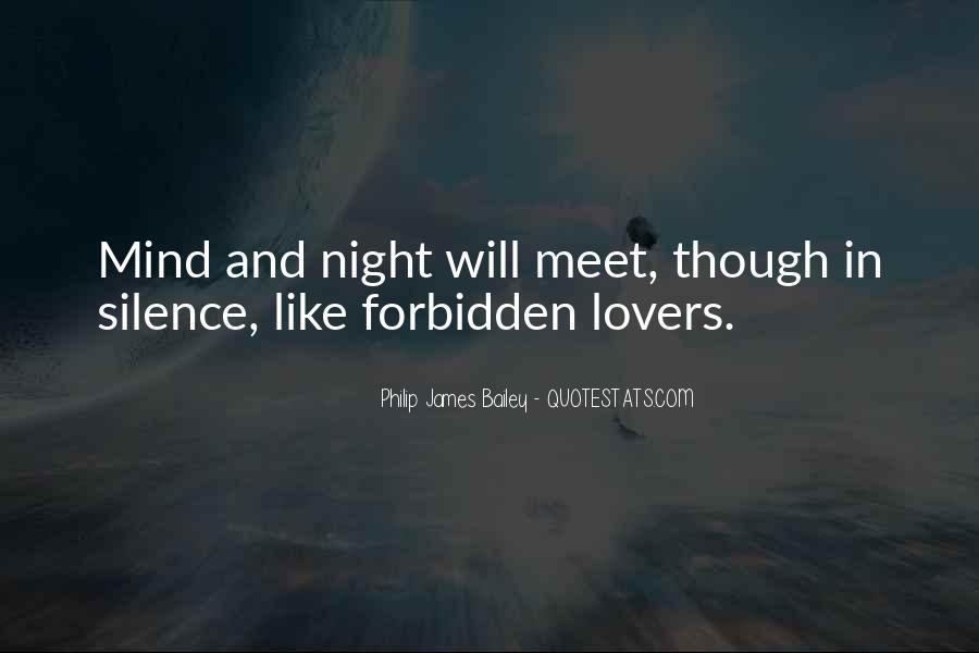 Philip James Bailey Quotes #1574826