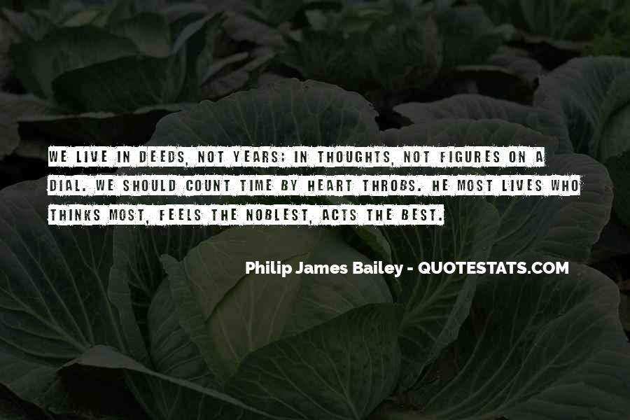 Philip James Bailey Quotes #1603696