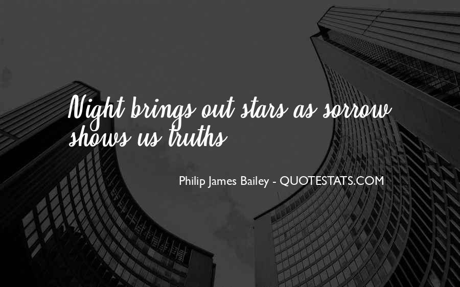 Philip James Bailey Quotes #172028