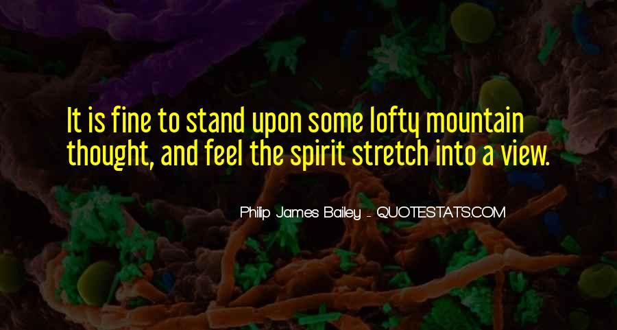 Philip James Bailey Quotes #1771003