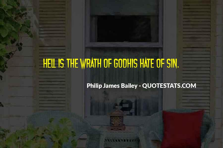 Philip James Bailey Quotes #1830301