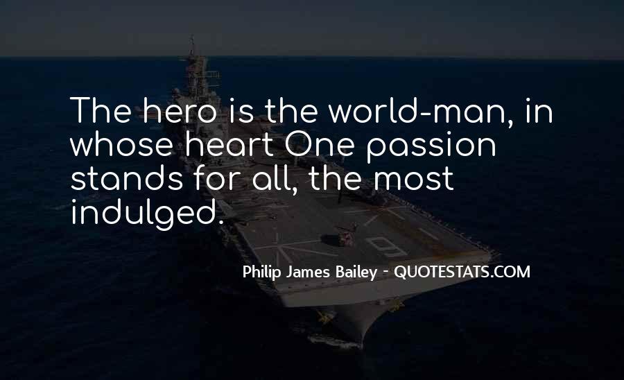 Philip James Bailey Quotes #1865266