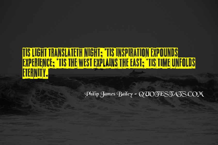Philip James Bailey Quotes #273453