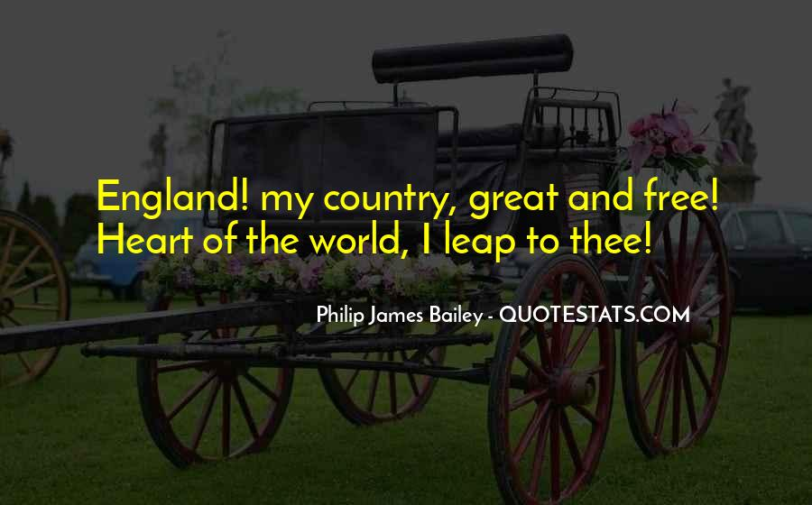 Philip James Bailey Quotes #304357