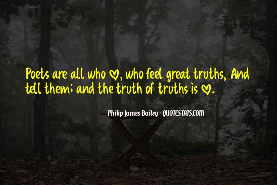 Philip James Bailey Quotes #318425