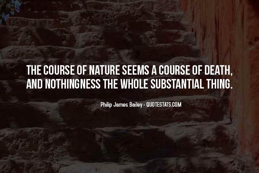 Philip James Bailey Quotes #898994