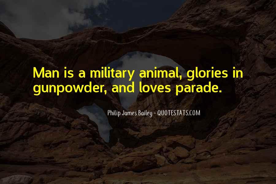 Philip James Bailey Quotes #949237