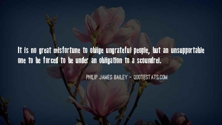 Philip James Bailey Quotes #953098