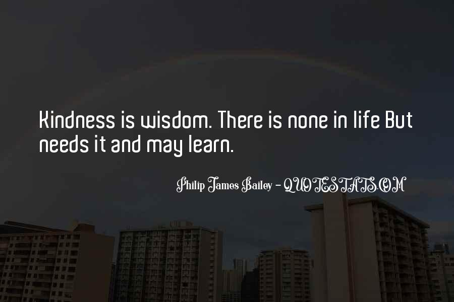 Philip James Bailey Quotes #972586