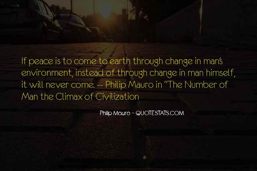 Philip Mauro Quotes #265868
