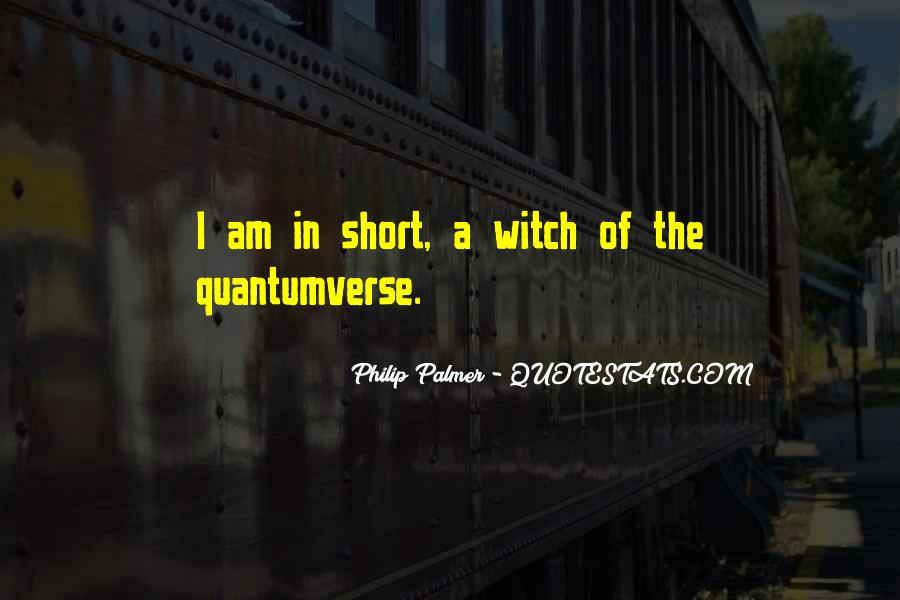 Philip Palmer Quotes #629796