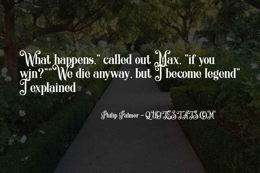 Philip Palmer Quotes #640131