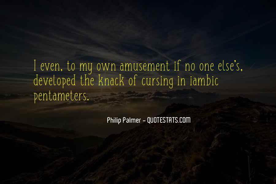 Philip Palmer Quotes #736986