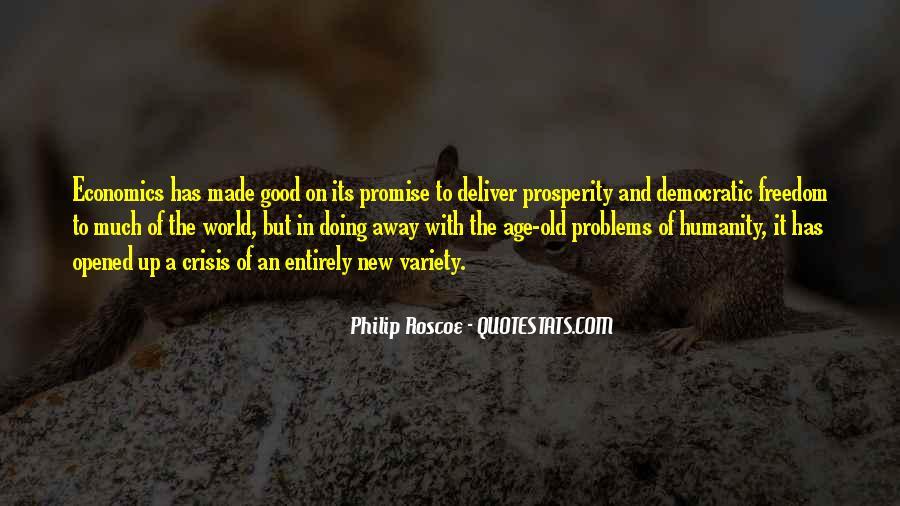 Philip Roscoe Quotes #690648