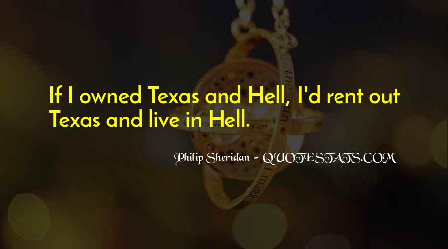 Philip Sheridan Quotes #1040747