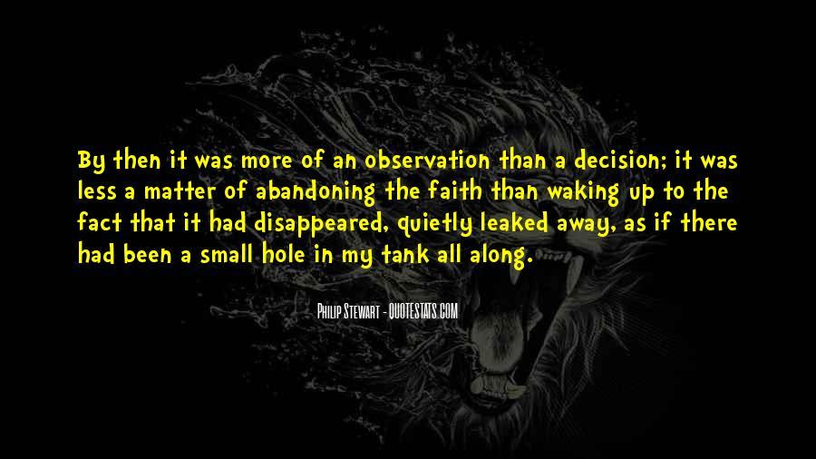 Philip Stewart Quotes #270302
