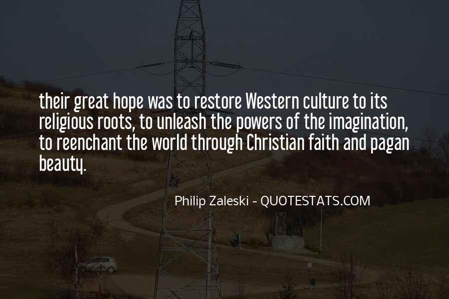Philip Zaleski Quotes #1136926