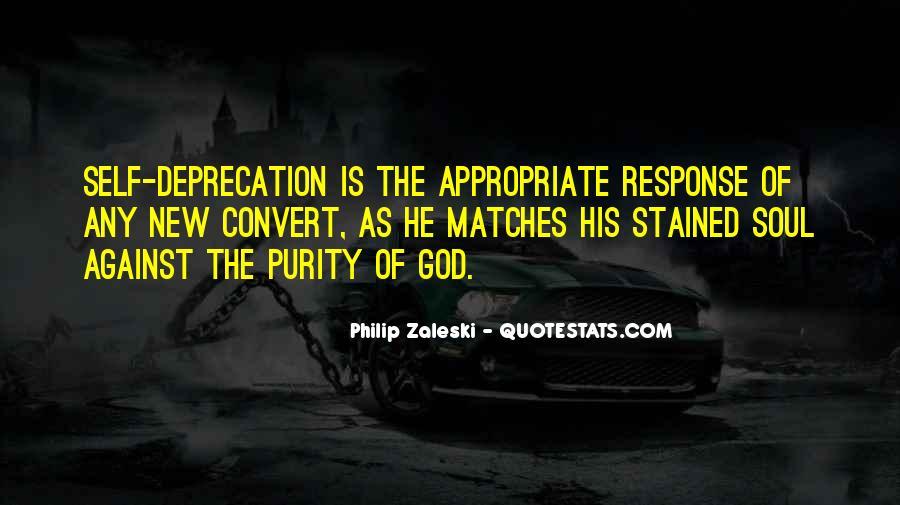 Philip Zaleski Quotes #1157621