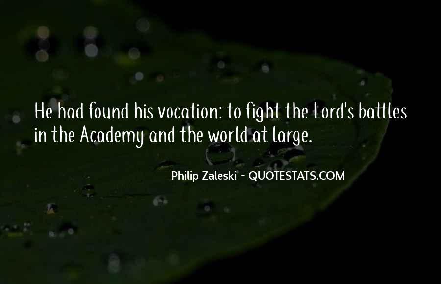 Philip Zaleski Quotes #226582