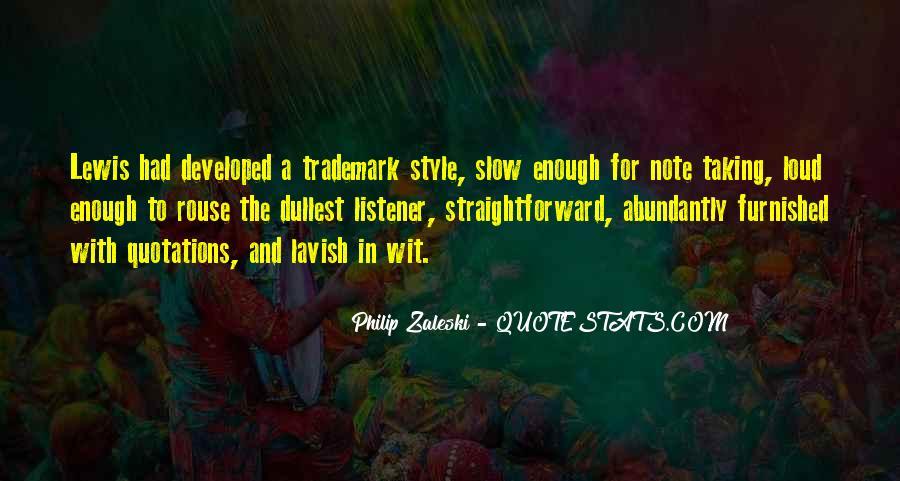 Philip Zaleski Quotes #41107