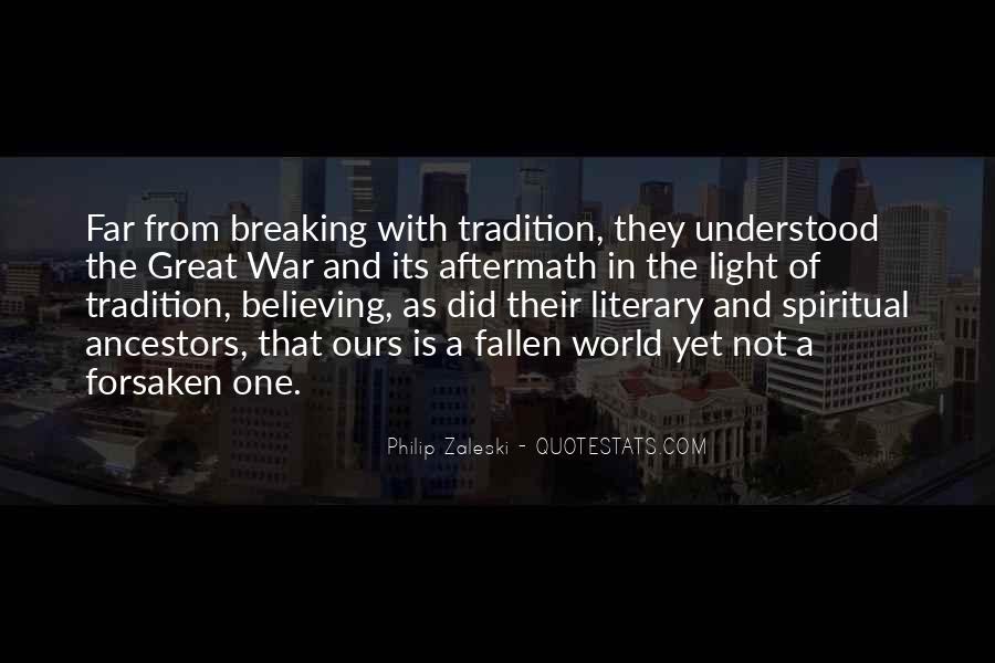 Philip Zaleski Quotes #438480