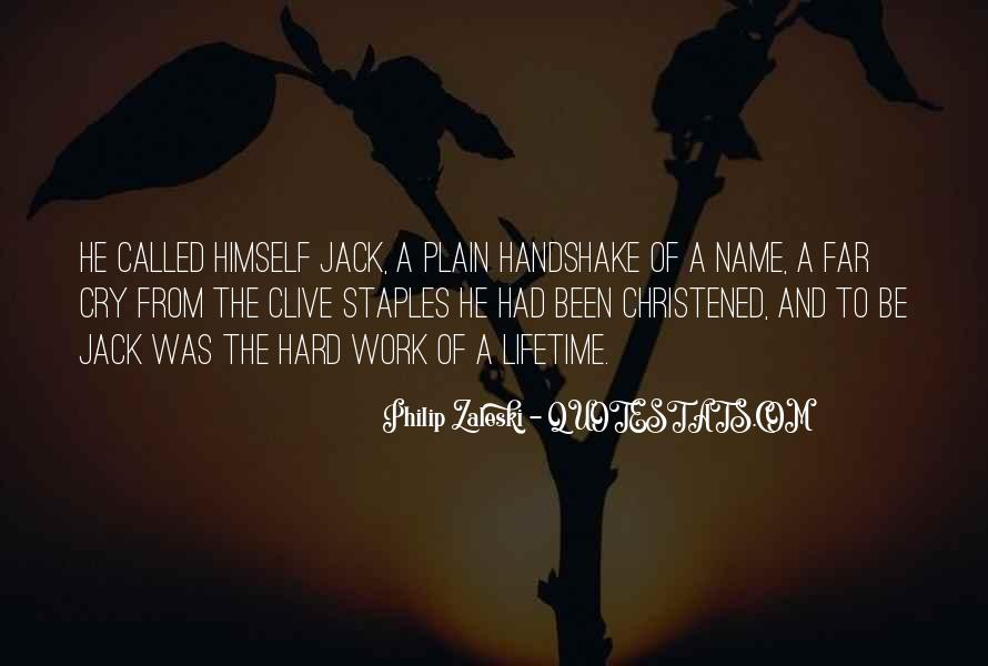 Philip Zaleski Quotes #460572