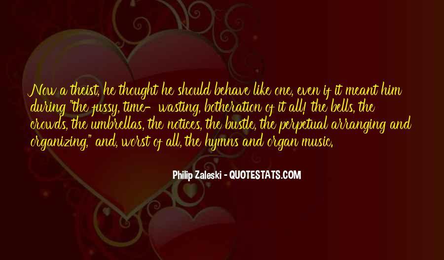 Philip Zaleski Quotes #565463