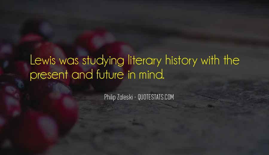 Philip Zaleski Quotes #657719