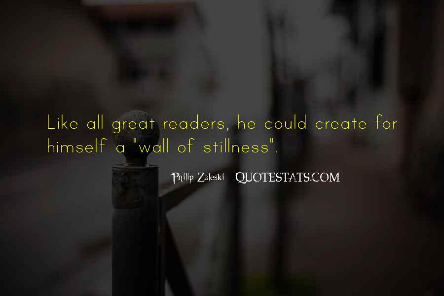 Philip Zaleski Quotes #857175