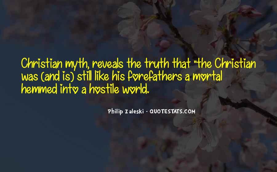 Philip Zaleski Quotes #890397