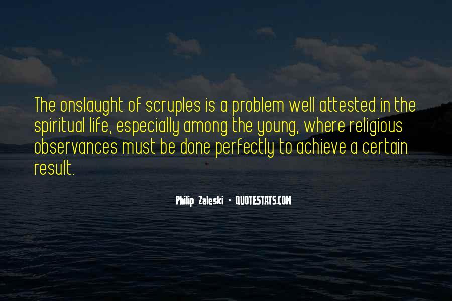Philip Zaleski Quotes #908989