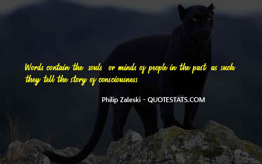 Philip Zaleski Quotes #919929