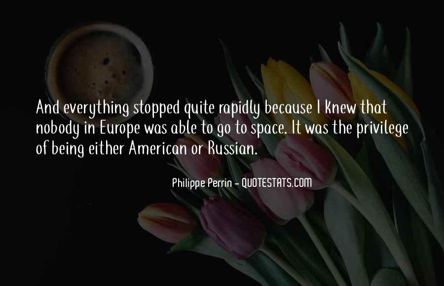 Philippe Perrin Quotes #102395