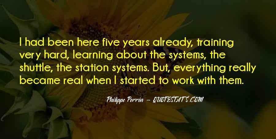 Philippe Perrin Quotes #1228686