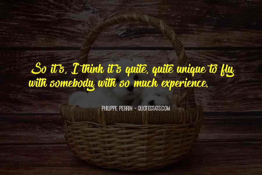 Philippe Perrin Quotes #1282302