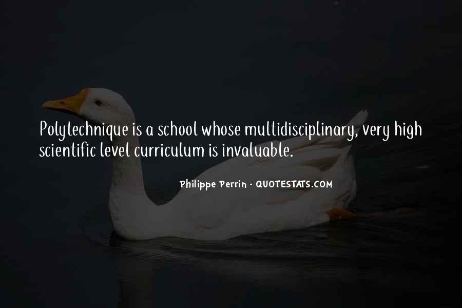 Philippe Perrin Quotes #1506523