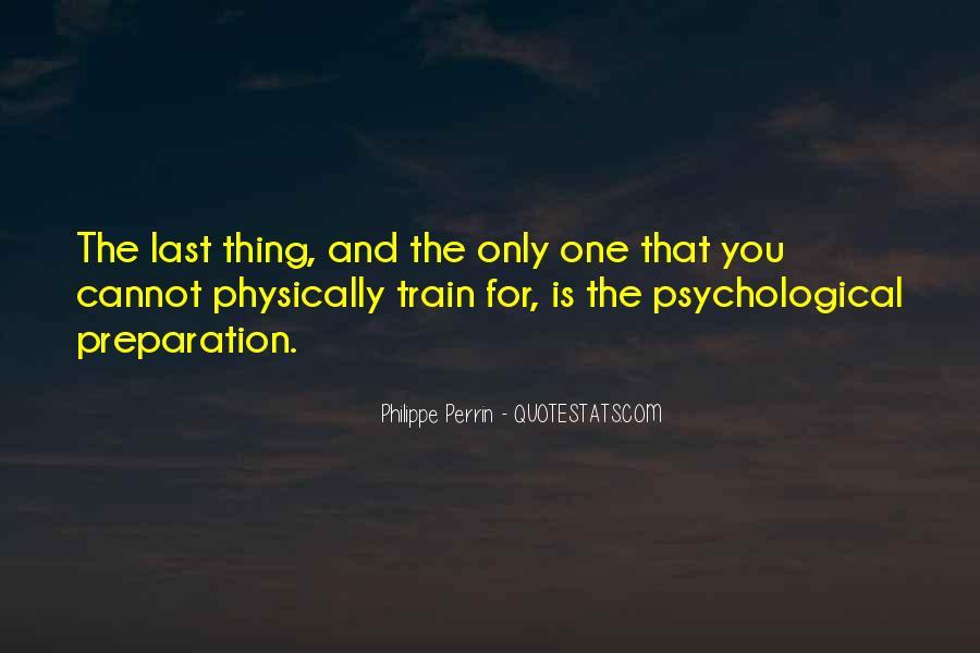 Philippe Perrin Quotes #1733754