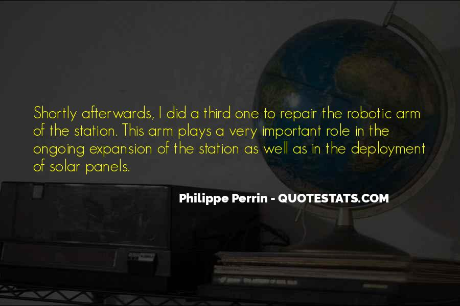 Philippe Perrin Quotes #228314
