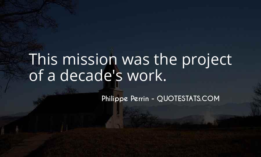 Philippe Perrin Quotes #734407
