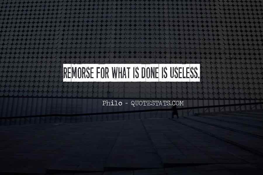 Philo Quotes #1023502