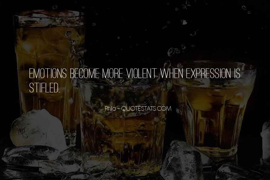 Philo Quotes #501504