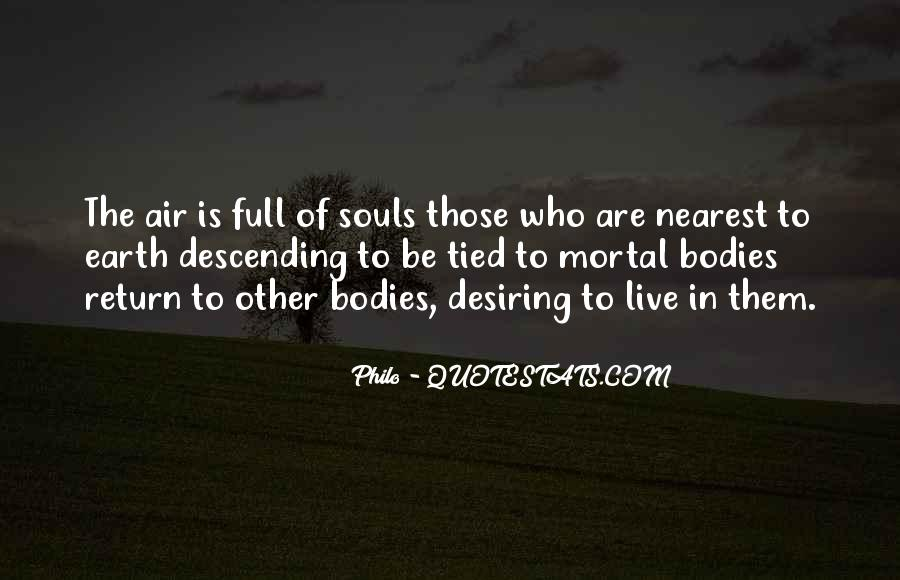 Philo Quotes #825112
