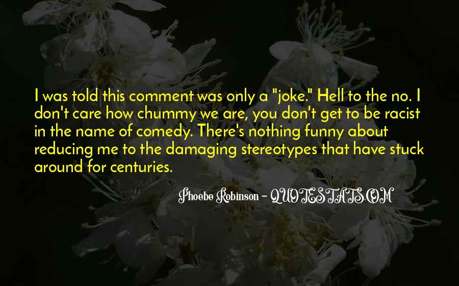 Phoebe Robinson Quotes #790144