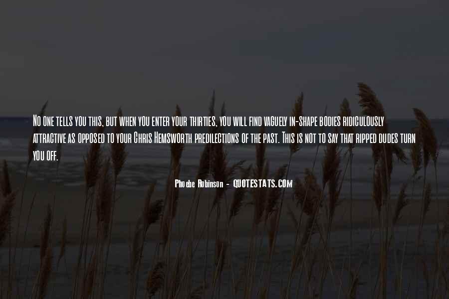 Phoebe Robinson Quotes #890863