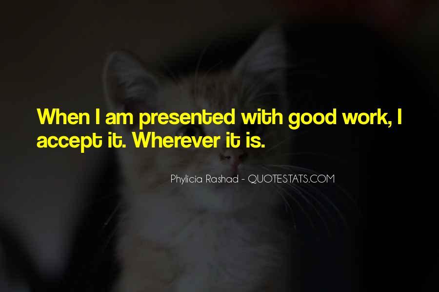 Phylicia Rashad Quotes #1148039