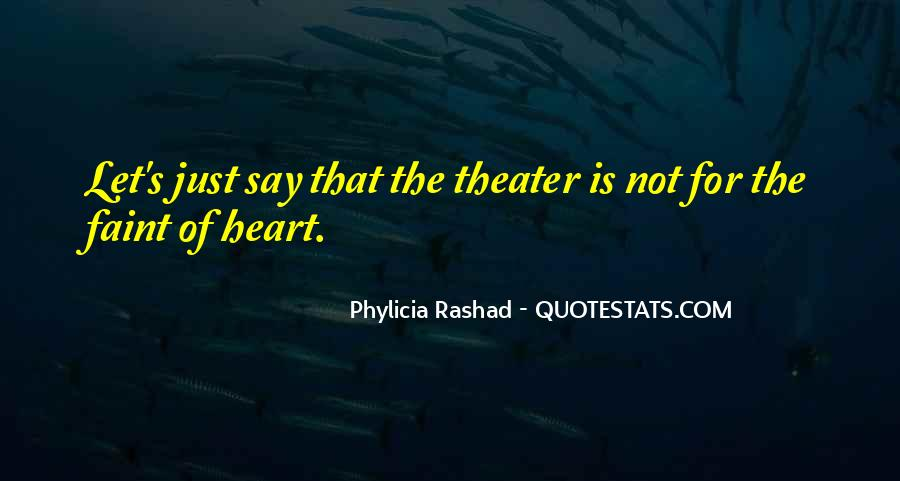 Phylicia Rashad Quotes #1703769