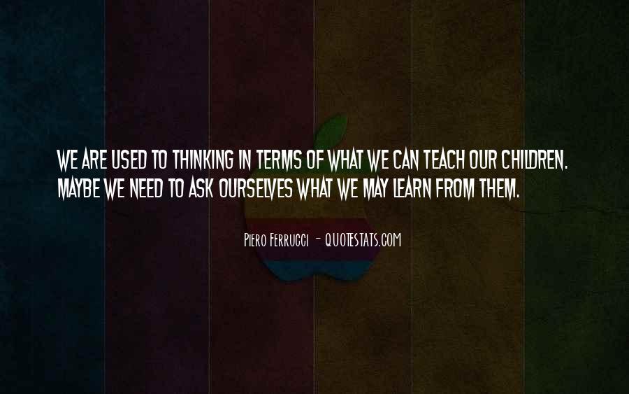 Piero Ferrucci Quotes #531123