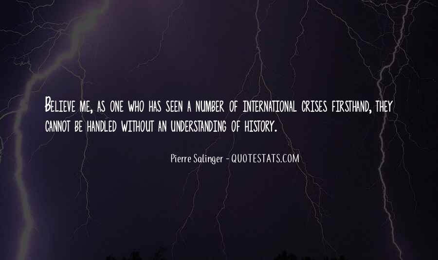 Pierre Salinger Quotes #1157518